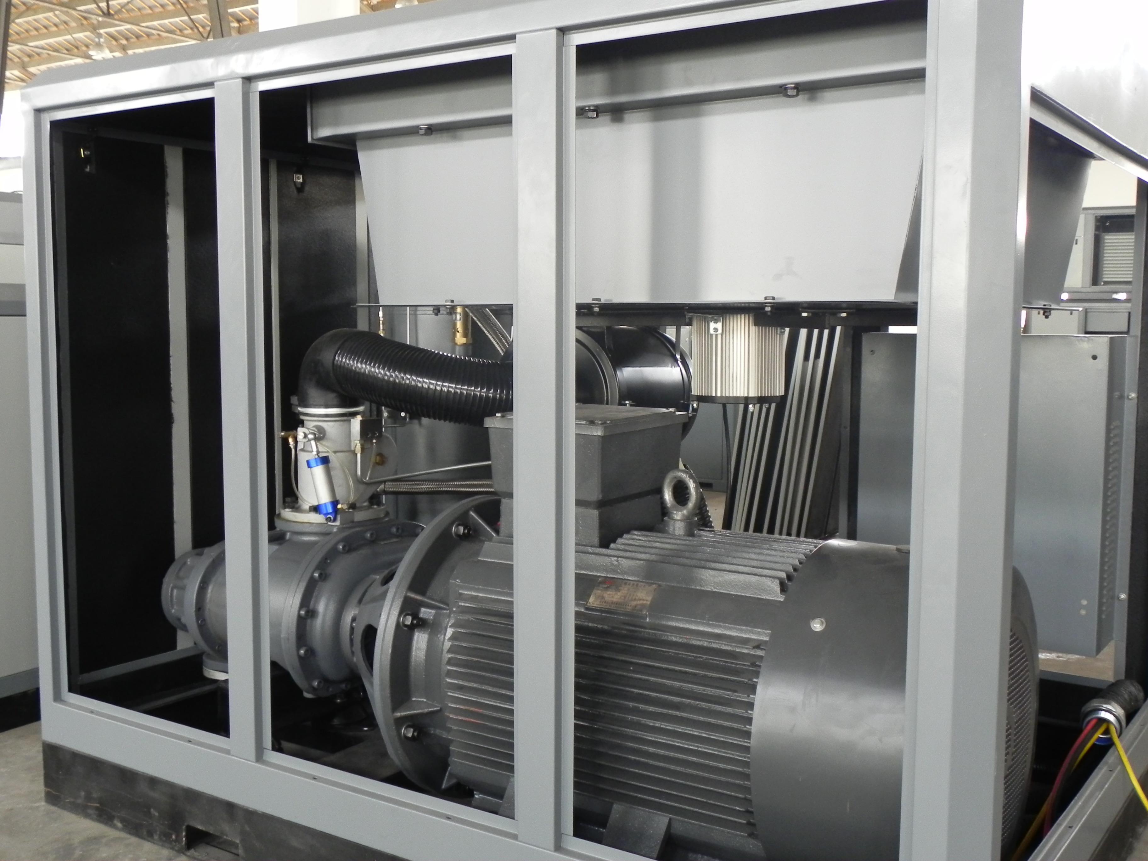 VSD Frequency Screw Compressor