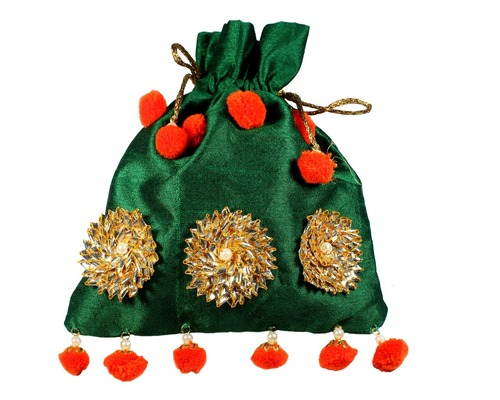 Handcrafted Potli Bag