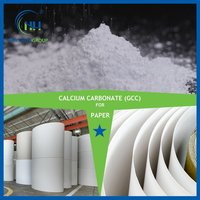 GCC Calcium Carbonate Powder for Paper Mills