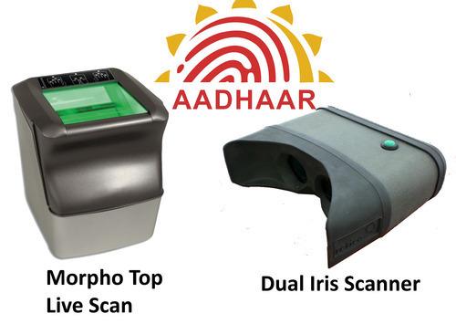 Morpho Aadhar Kit , MFS 600