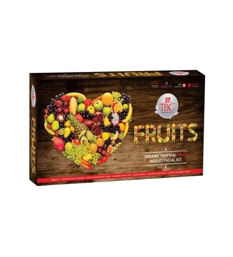 3753bd8041 Organic Tropical Fruit Medley Facial Kit Manufacturer,Organic ...