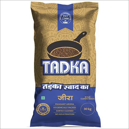 Tadka Pouch Cumin Seeds 30kg