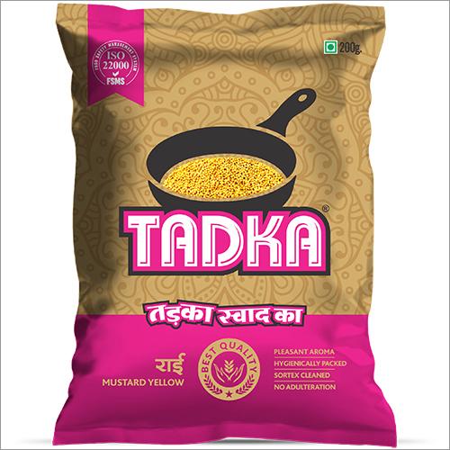 Tadka Pouch Yellow Mustard Seed