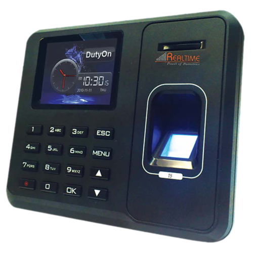 Realtime C121 Biometric Attendance Machine