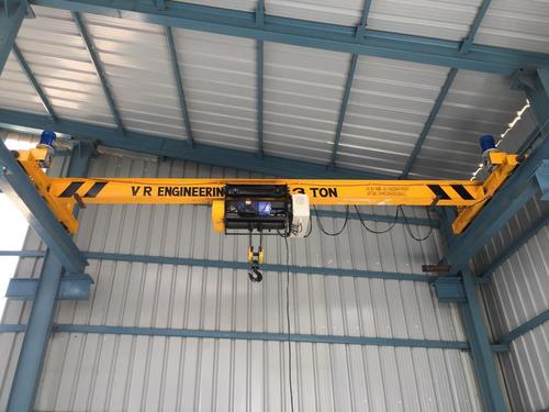single eot girder crane