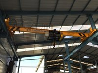 single eot girder crane