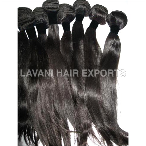 Temple Human Hair Extension