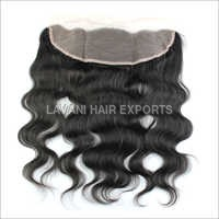 Human Hair Frontal Extension