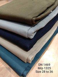 D'fourteen Cotton Trouser
