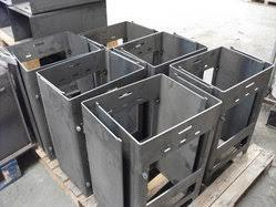 Fabricated Sheet Metal Components