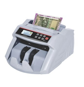 currency-counting machine