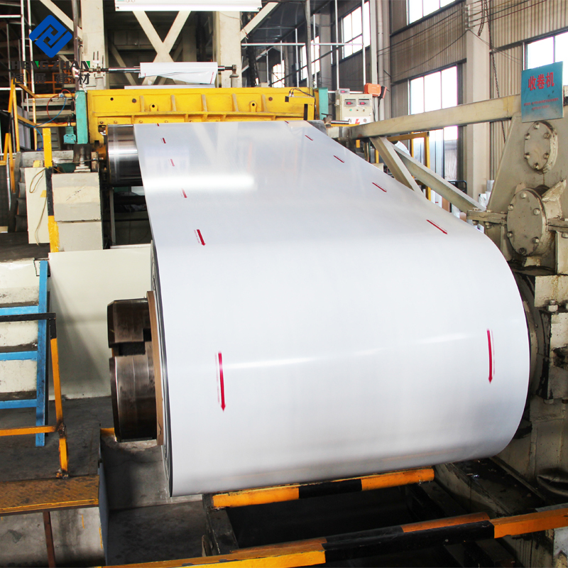 PVDF Coated Aluminum Coil Sheet