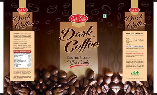 Dark Coffee Candy