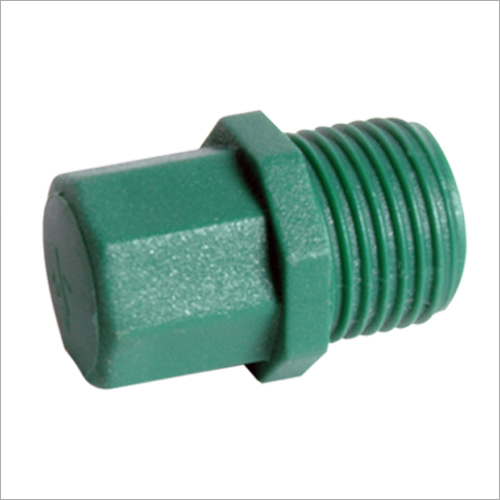 Union and Threaded Plug