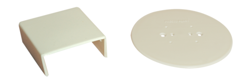 Coupler And Round Plate