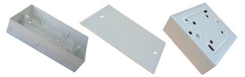 Surface Mounting Boxes-Switch Boxes