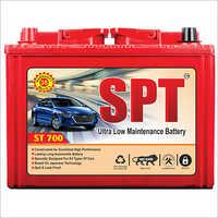 Branded Car Battery
