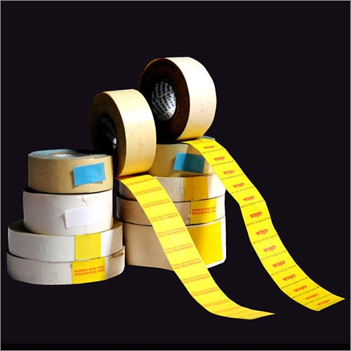 Printed Custom Roll Labels