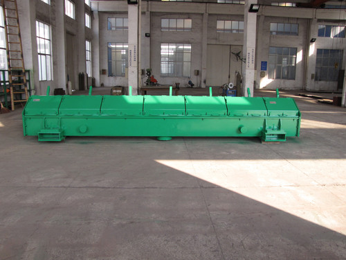 Cooling Water Tank for High Speed Wire Production Line