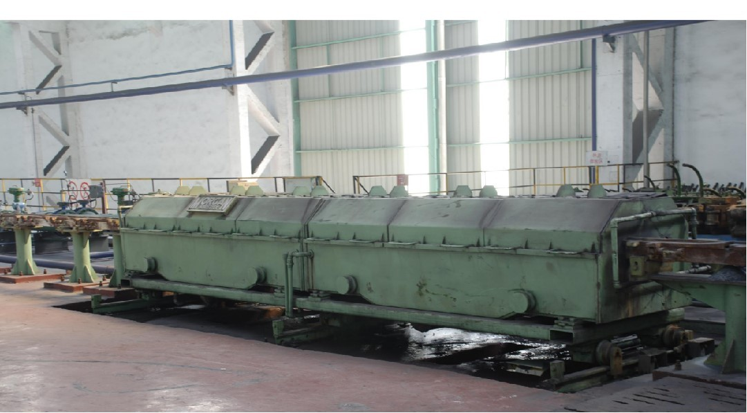 Water Tank for High Speed Wire Rod