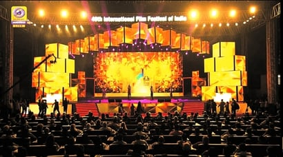 Event Production Application: For Industrial