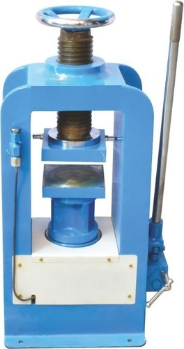 Compression Testing Machine (Channel Type Load Frame) Hand Operated