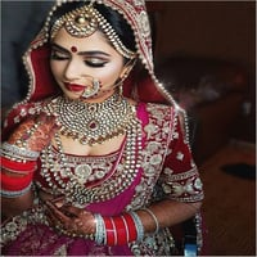 Indian Bridal Kundan Jewellery