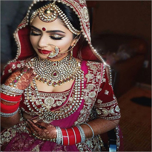 Indian Bridal Kundan Jewellery