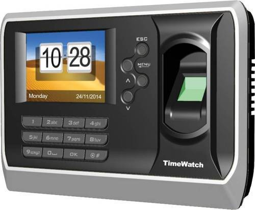Time Watch Biometric time attendance & Access Control  systems