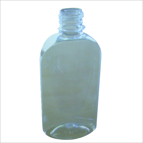 Transparent Cosmetic Bottle