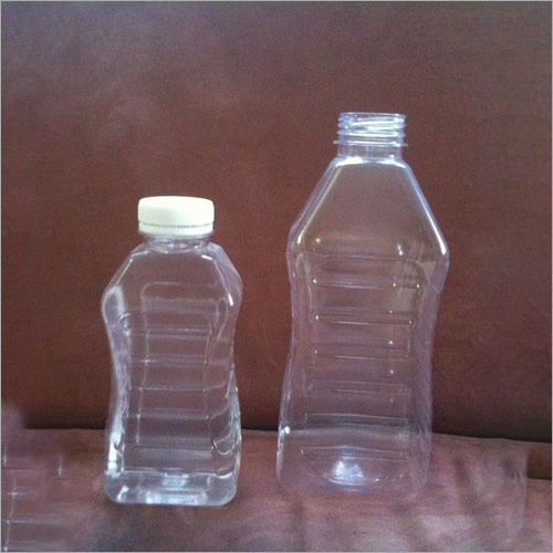 Plastic Lube Oil Bottle