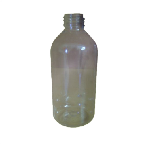 Plastic Pharmaceutical Bottle