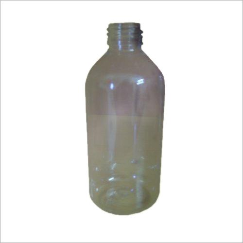 Plastic Pharmaceutical Bottle