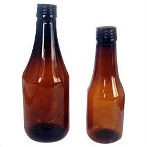 Pharmaceutical Syrup PET Bottle