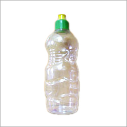 Plastic Cap Bottle