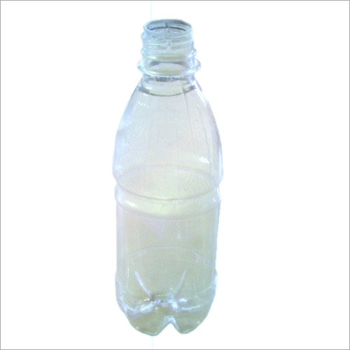 Transparent Plastic Water Bottle