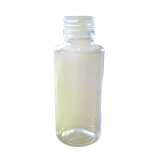 White Plastic Pharmaceutical Bottle