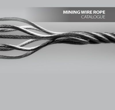 Mining wire rope