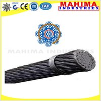 Non rotate wire rope