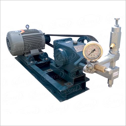 Motorised Hydraulic Test Pump