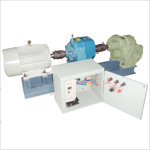 Variable Speed Gear Pumps
