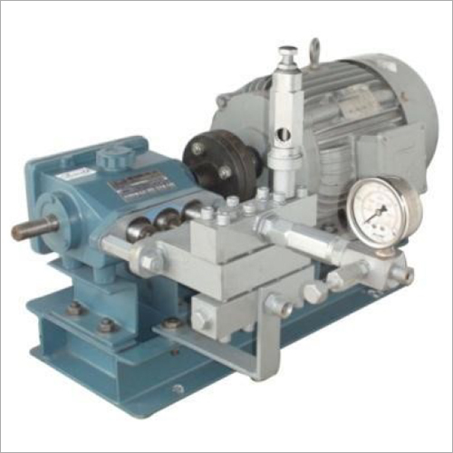 Couple Drive High Pressure Pump