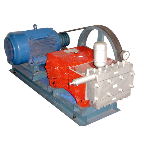 High Performance Triplex Plunger Pumps