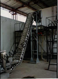 SS Bucket Elevator
