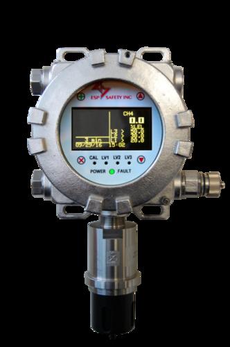 Industrial Gas Leak Detector