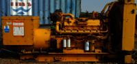 Caterpiller 3412 Diesel Generator
