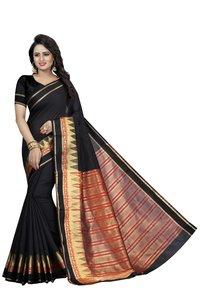 New Cotton Printed Saree