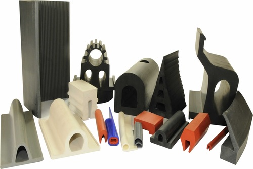 Rubber Extruder Profiles