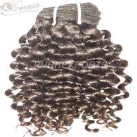 Raw Wavy Curly Hair