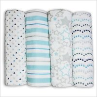 Cotton Baby Swaddles